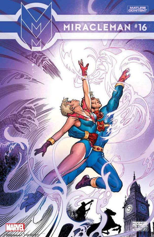 Miracleman #16 (Maroto Cover)