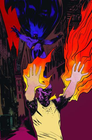 Suicide Squad's Most Wanted #4: El Diablo & Killer Croc