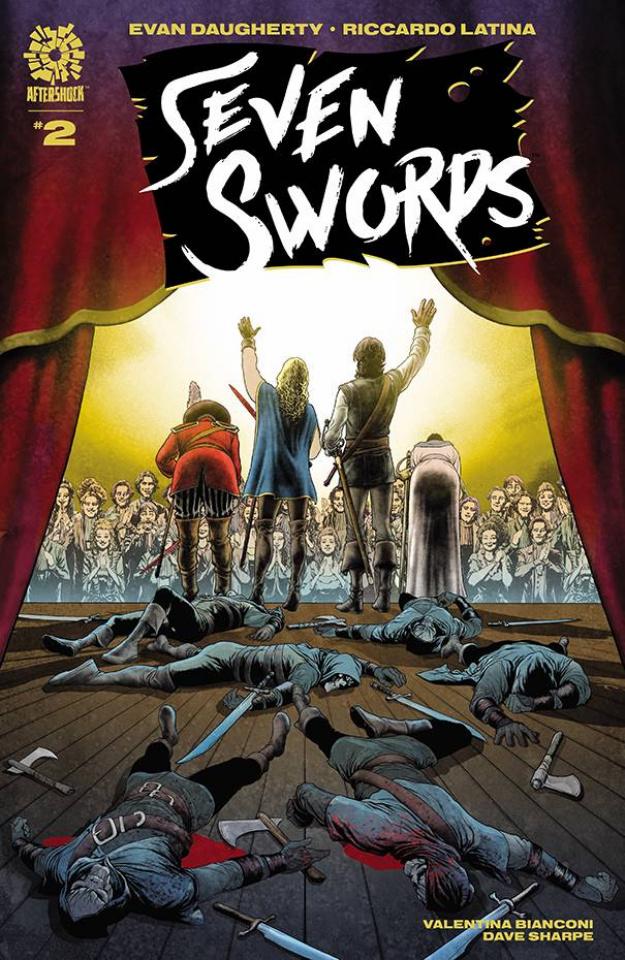 Seven Swords #2