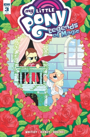 My Little Pony: Legends of Magic #3 (10 Copy Cover)