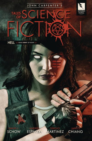 Tales of Science Fiction: Hell #8