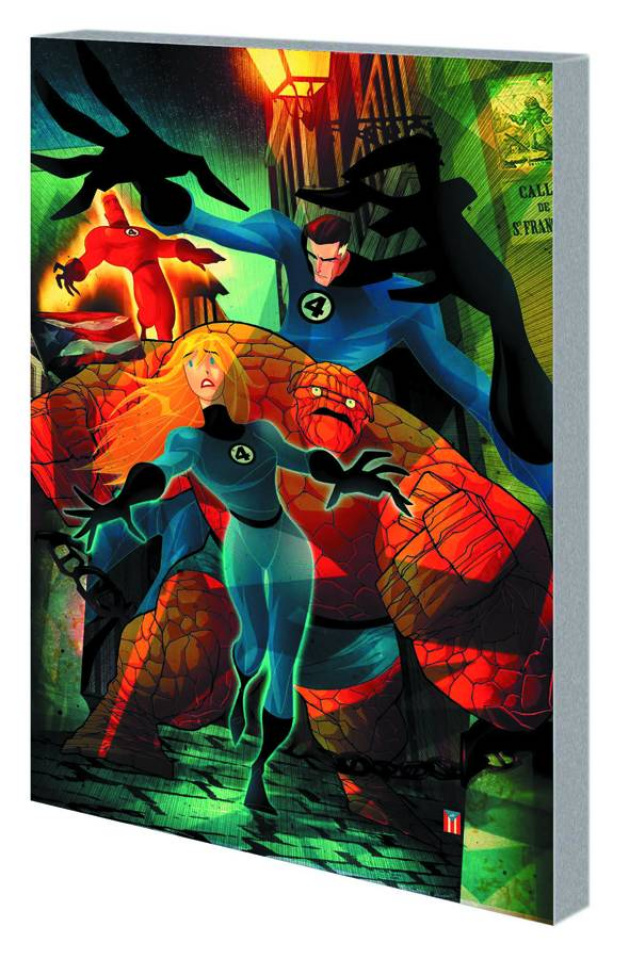 Fantastic Four: Island of Death
