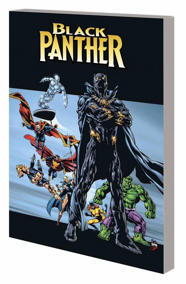 Black Panther by Priest: The Complete Collection