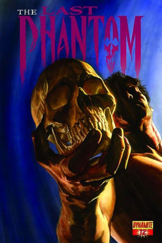 The Last Phantom #12