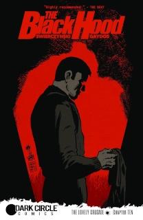 The Black Hood #10 (Francavilla Cover)