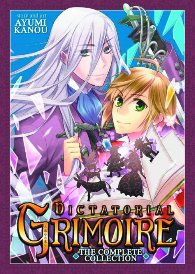 Dictatorial Grimoire Complete Collection