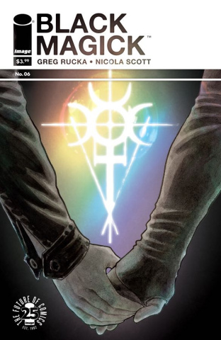 Black Magick #6 (Pride Month Cover)