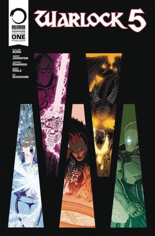 Warlock 5 Vol. 1