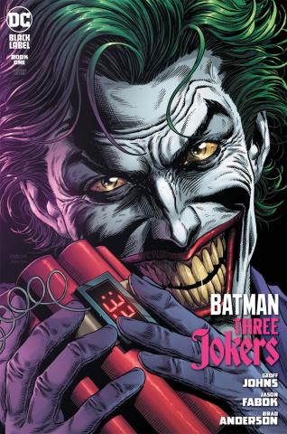 Batman: Three Jokers #1 (Premium Bomb Cover)