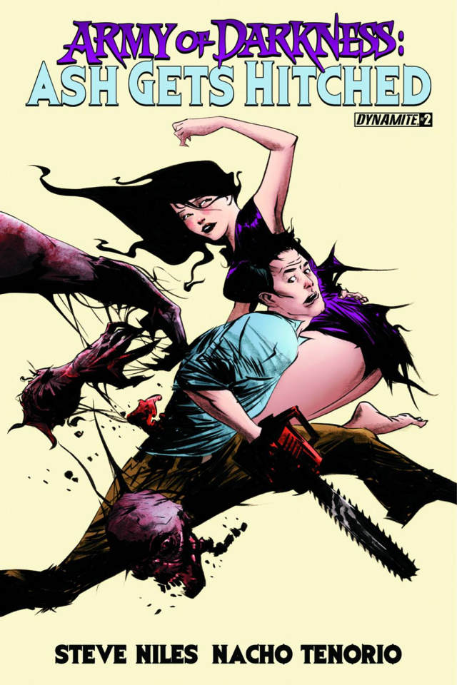 Army of Darkness: Ash Gets Hitched #2
