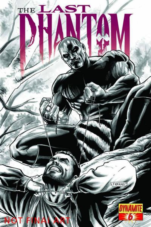 The Last Phantom #6