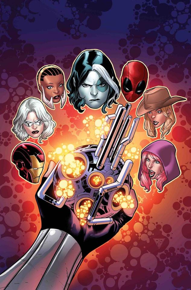 Domino: Hotshots #3