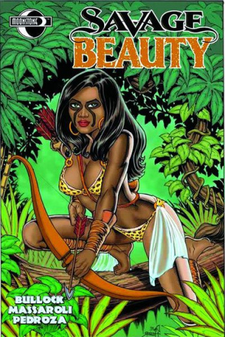 Savage Beauty #1 (Hoover Cover)