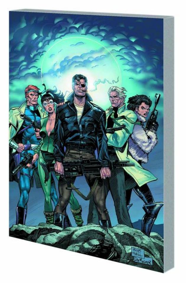 Nick Fury Classic Vol. 1: Agent of S.H.I.E.L.D.