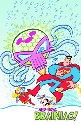 Superman Family Adventures #9