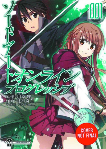 Sword Art Online Progressive Vol. 1