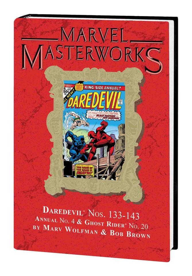 Daredevil Vol. 13 (Marvel Masterworks)