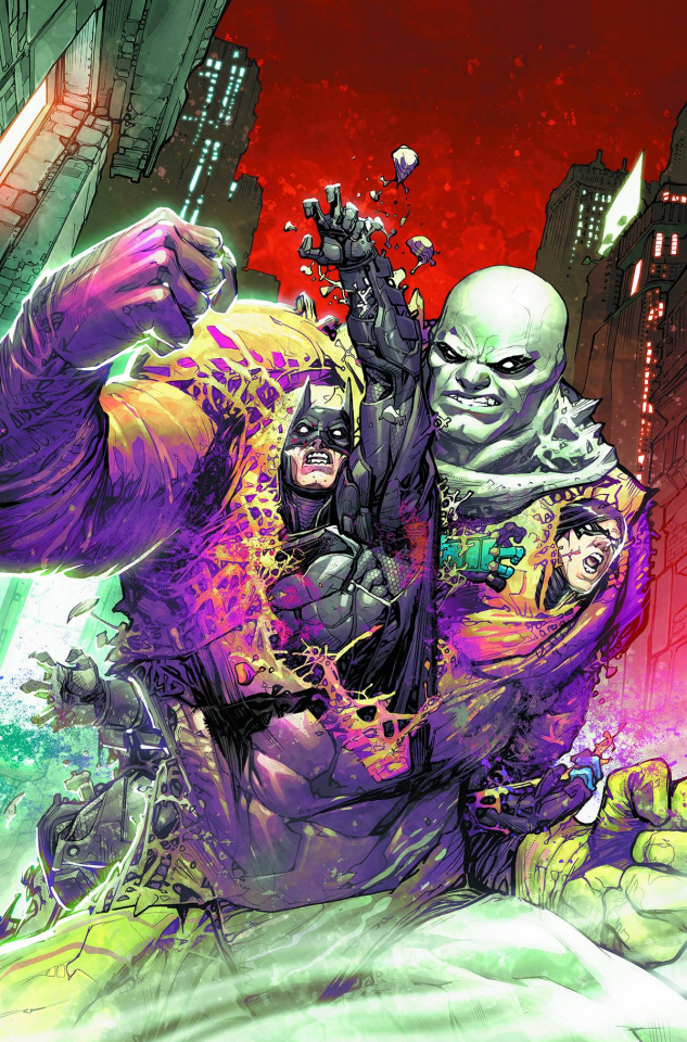 Batman: Arkham Knight #9