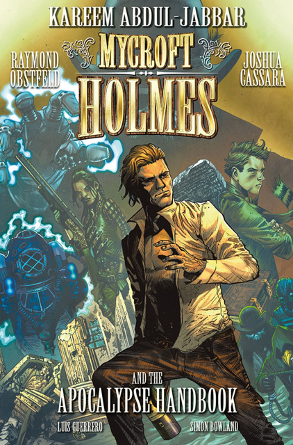 Mycroft Holmes Vol. 1: The Apocalypse Handbook