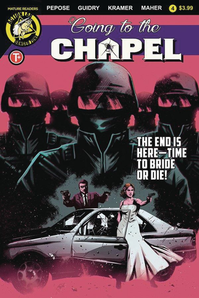Going to the Chapel #4 (House Cover)