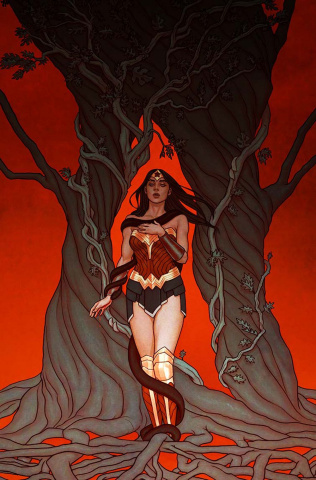 Wonder Woman #21 (Variant Cover)