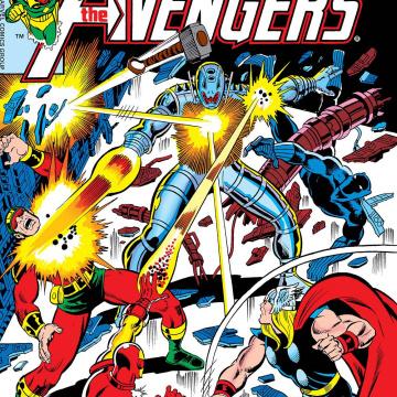 Iron Man 2020: Jocasta #1 (True Believers)