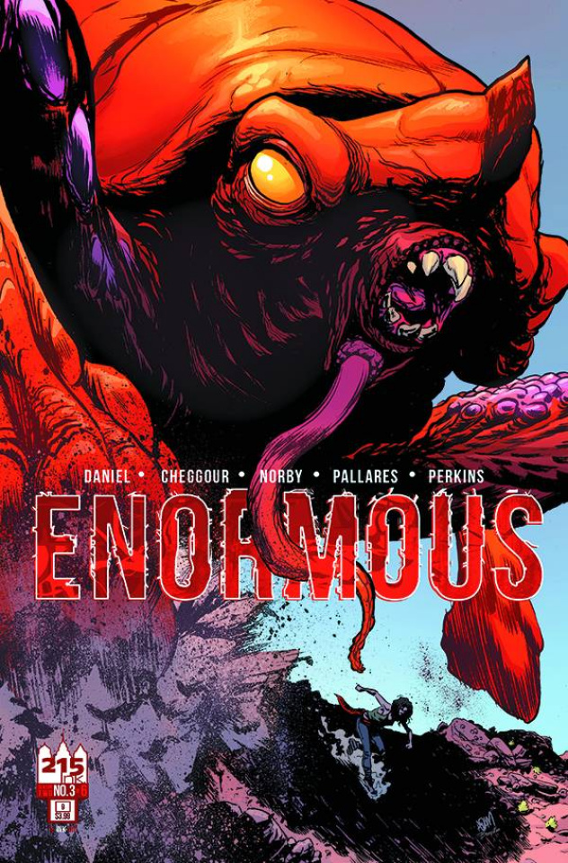Enormous #3 (Gorham Cover)