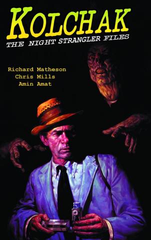 Kolchak: The Night Strangler Files