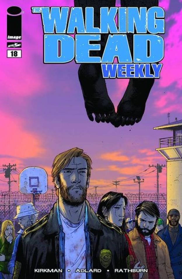 The Walking Dead Weekly #18