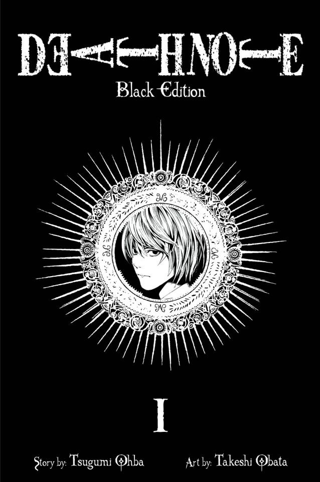 Death Note Vol. 1 (Black Edition)