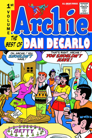 Archie: The Best of Dan DeCarlo Vol. 1