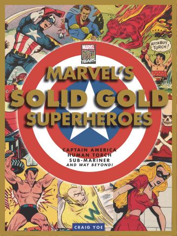 Marvel's Solid Gold Super Heroes