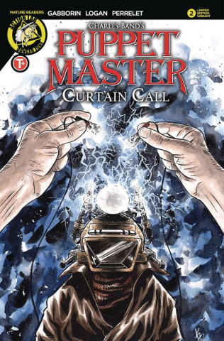 Puppet Master: Curtain Call #2 (Williams Cover)