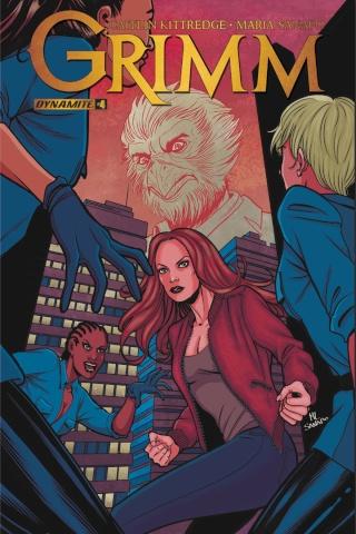 Grimm #4 (Sanapo Cover)
