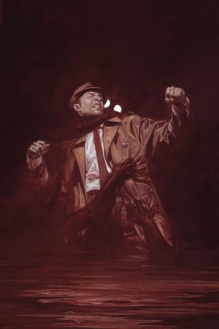 Joe Golem #2: The Drowning City