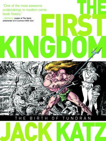 The First Kingdom Vol. 1
