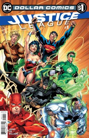 Justice League #1: 2011 (Dollar Comics)