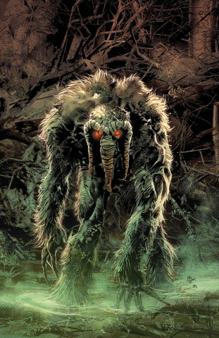 Man-Thing #2 (Deodato Cover)