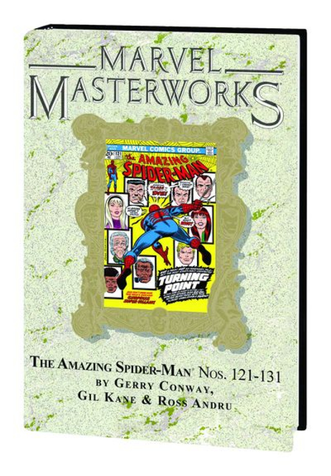 Marvel Masterworks: The Amazing Spider-Man Vol. 13 (Variant)