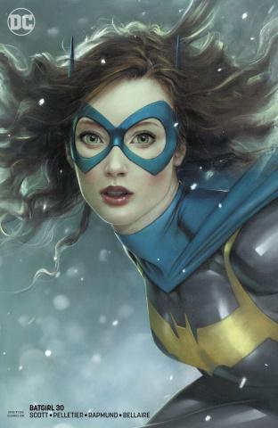 Batgirl #30 (Variant Cover)