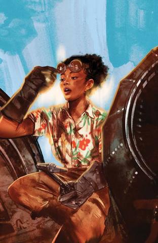 Firefly: Brand New 'Verse #5 (25 Copy Lotay Cover)