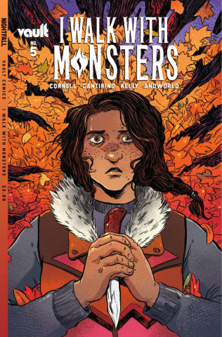 I Walk With Monsters #5 (Cantirino Cover)