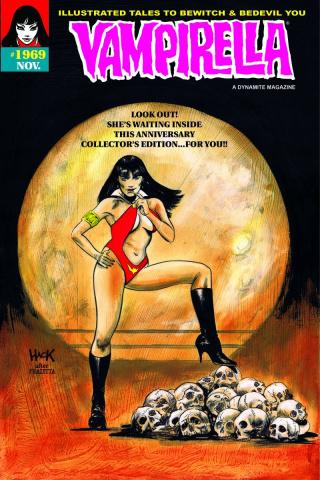 Vampirella #1969 (Hack Cover)