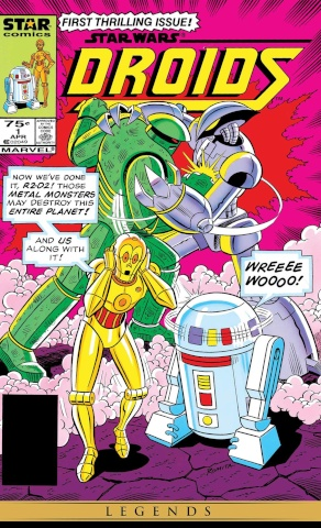 Droids #1 (True Believers)