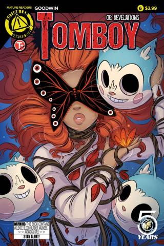 Tomboy #6 (Goodwin Cover)