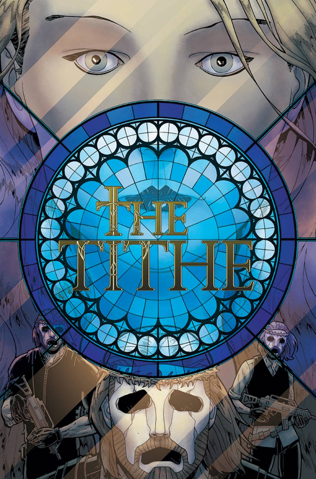 The Tithe #1 (Hawkins 10 Copy Cover)