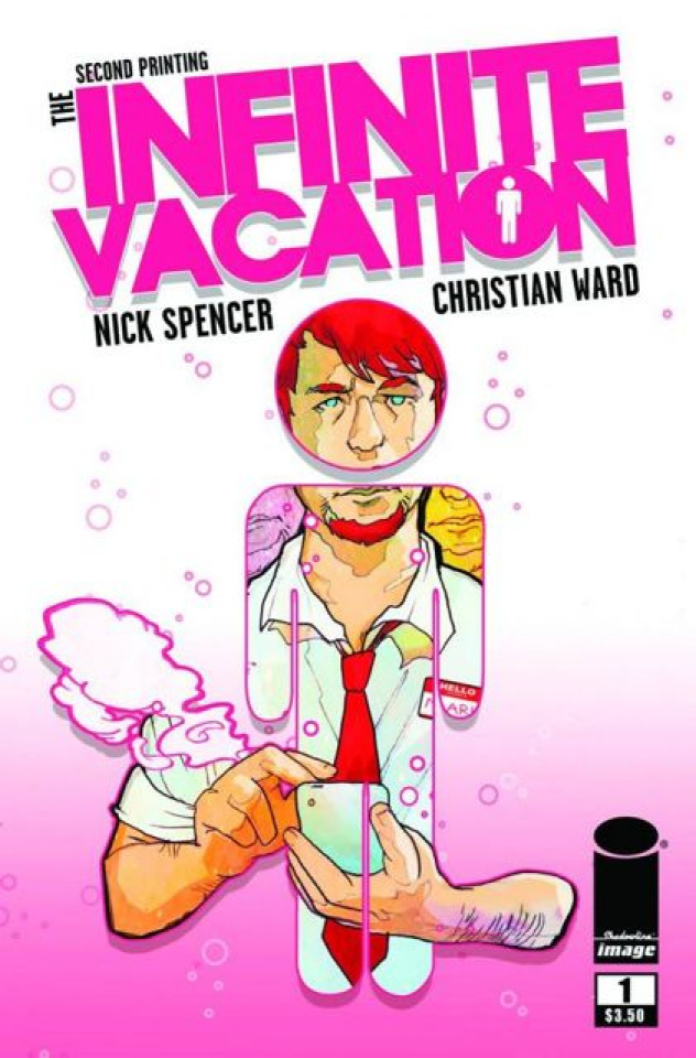 The Infinite Vacation #1 (2nd Printing)
