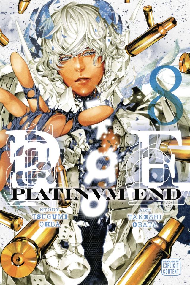Platinum End Vol. 8