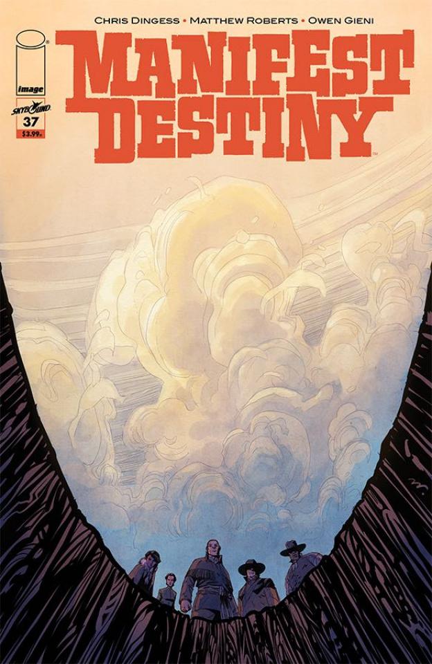 Manifest Destiny #37