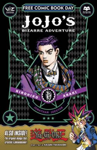 JoJo's Bizarre Adventure & Yu-Gi-Oh!